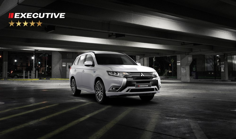 Outlander PHEV Executive & Executive +